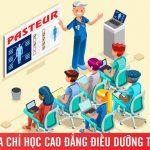 Địa chỉ học Cao đẳng Điều dưỡng đạt chuẩn đầu ra Bộ Y tế