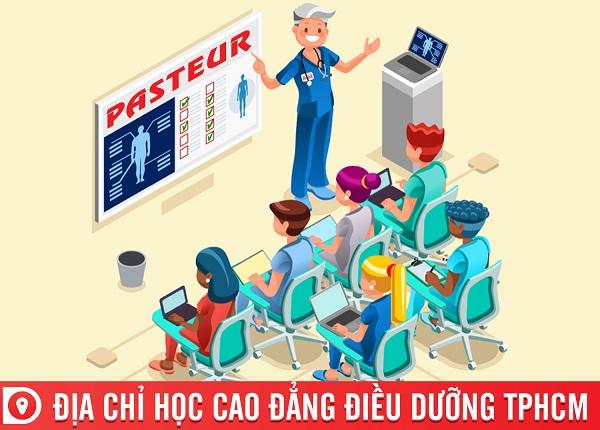 Học Cao đẳng Điều dưỡng ở đâu tốt nhất tại TPHCM?