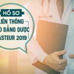Tìm hiểu hồ sơ liên thông Cao đẳng Dược TP.HCM năm 2019