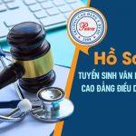 Hướng dẫn hồ sơ xét tuyển Văn bằng 2 Cao đẳng Điều dưỡng Pasteur
