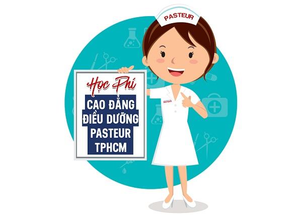 Học phí Cao đẳng Điều dưỡng Pasteur TPHCM thế nào?