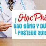 Học phí Cao đẳng Kỹ thuật Vật lý trị liệu TPHCM năm 2019