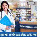 Ngành Cao đẳng Dược TPHCM 2019 xét tuyển khối nào?