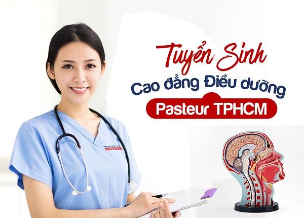 Tuyển sinh Cao đẳng Điều dưỡng Pasteur TPHCM năm 2019
