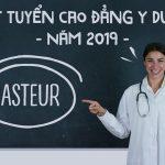 Theo học 5 ngành học Hot tại Trường Cao đẳng Y Dược Pasteur