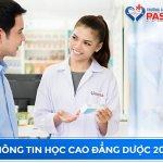 Học Cao đẳng Dược TPHCM gồm những môn học gì?