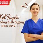 Điều kiện xét tuyển Cao đẳng Điều dưỡng TPHCM năm 2019
