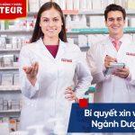 Tiêu chí giúp sinh viên ngành Dược có thể xin việc tại các công ty lớn