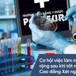 Cao đẳng Xét nghiệm TPHCM phát triển như thế nào trong tương lai?