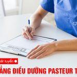 Học Cao đẳng Điều dưỡng Pasteur TP.HCM có tương lai không?
