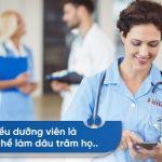 Vai trò, nhiệm vụ của Điều dưỡng viên trong hệ thống Y tế là gì?