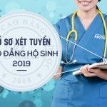 Cập nhật mới nhất về hồ sơ xét tuyển Cao đẳng Hộ sinh 2019