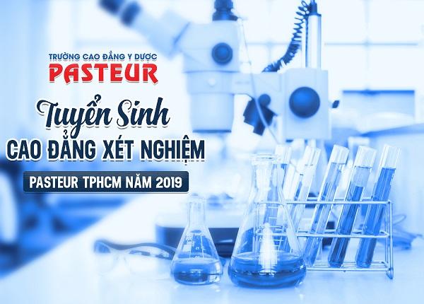 Trường Cao đẳng Y Dược Pasteur – địa chỉ đào tạo ngành Xét nghiệm uy tín