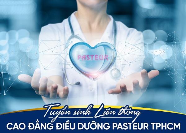 Tuyển sinh Liên thông Cao đẳng Điều dưỡng Pasteur TPHCM năm 2019