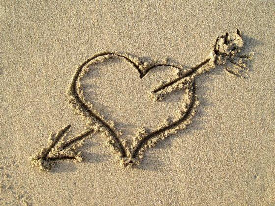 Sự rụng động trong tình yêu
