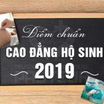Thông tin chính xác về điểm chuẩn Cao đẳng Hộ sinh Sài Gòn năm 2019