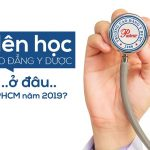 Nên học cao đẳng Y Dược ở đâu tại Tp.HCM năm 2019