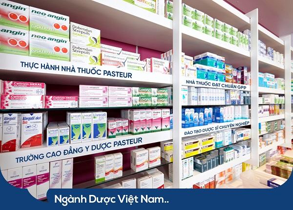 Ngành Dược Việt Nam mang nhiều cơ hội việc làm cho sinh viên Cao đẳng Dược