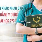 Bạn có biết điểm khác nhau giữa Cao đẳng Y dược và Đại học?