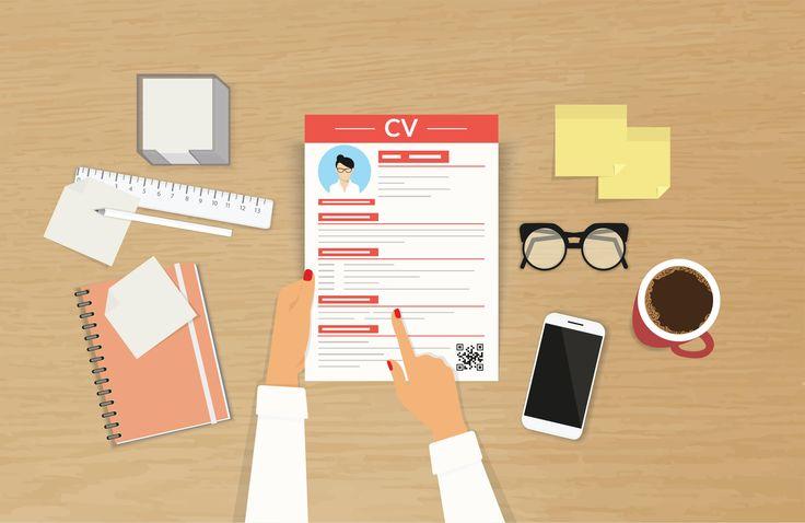 Trình bày CV xin việc một cách ấn tượng