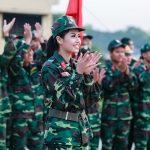 4 trường Học viện Quân đội tuyển thí sinh nữ năm 2019