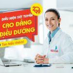 Tham khảo điểm chuẩn Cao đẳng Điều dưỡng TPHCM 2019