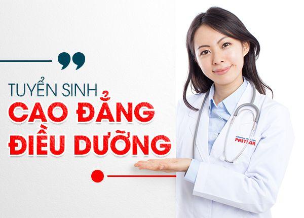 Học chuyên ngành Điều dưỡng mang đến nhiều lợi thế cho sinh viên