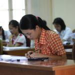 Cập nhật điểm thi thật 1 học sinh Hòa Bình trượt tốt nghiệp