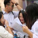 6 mốc quan trọng trong thi thpt quốc gia và xét tuyển ĐH 2019