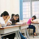 Danh sách các trường Đại học về coi thi thpt quốc gia 2019