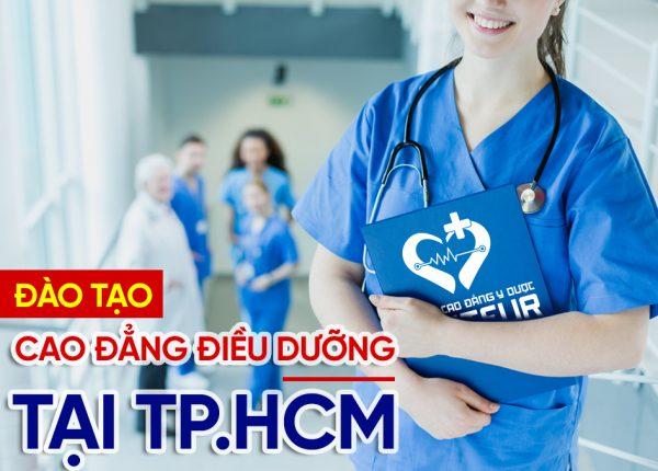 Địa chỉ uy tín để theo học Cao đẳng Điều dưỡng TP HCM