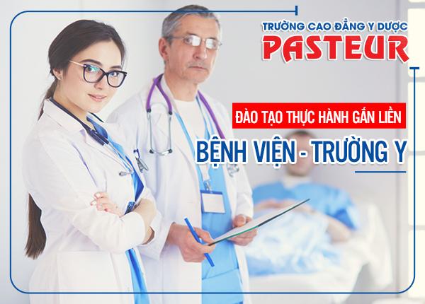 Đào tạo Cao đẳng Dược TPHCM với 70% là thực hành