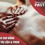 Vì sao nên học ngành Vật lý trị liệu tại Trường Cao đẳng Y Dược Pasteur?