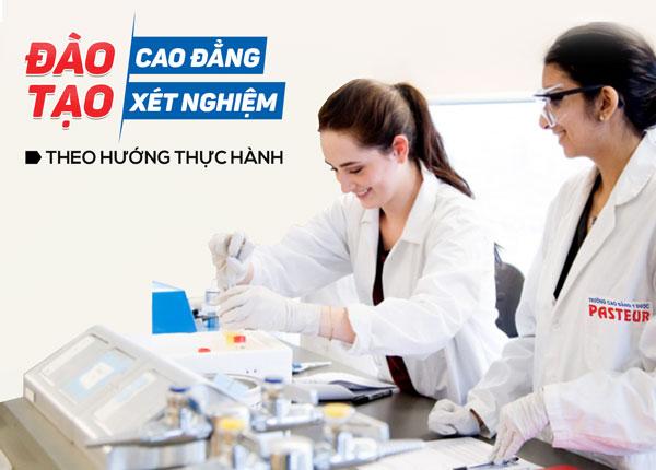 Cao đẳng Xét nghiệm TP HCM học mấy năm thì được nhận bằng tốt nghiệp?