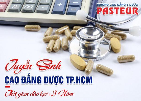 Đào tạo ngành Dược tại Trường Cao đẳng Y Dược Pasteur