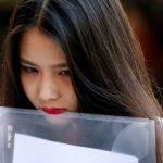 Học sinh 12 lúng túng khi làm hồ sơ thi thpt quốc gia 2019