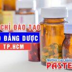 Cao đẳng Dược TPHCM 2019 có xét học bạ THPT?