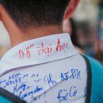 Gần 1 triệu học sinh 12 chia tay thời học sinh trên cả nước