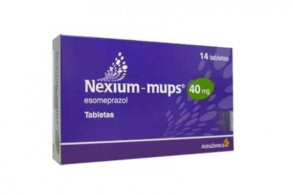 Sử dụng thuốc Nexium 40mg theo chỉ định của bác sĩ