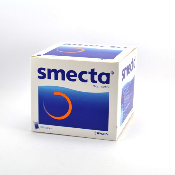 Tìm hiểu về những công dụng điển hình của thuốc Smecta