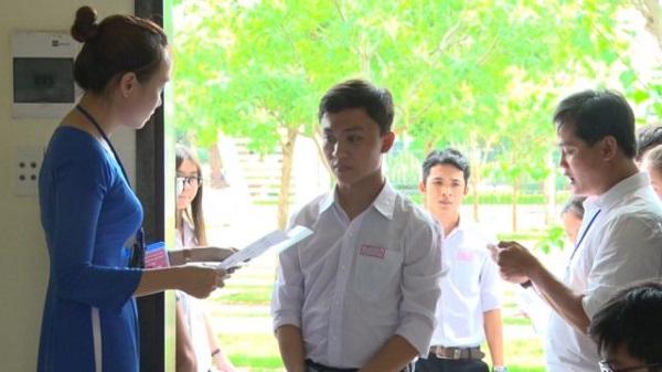Thi Thpt Quốc Gia 2019 đánh Phách điện Tử Ngừa Gian Lận