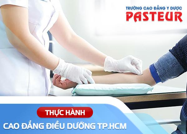 Học tại Trường Cao đẳng Y Dược Pasteur để nâng cao phẩm chất ngành Điều dưỡng