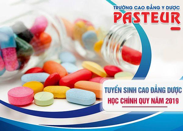 Tuyen Sinh Cao Dang Duoc Hoc Chinh Quy 2019 10 5