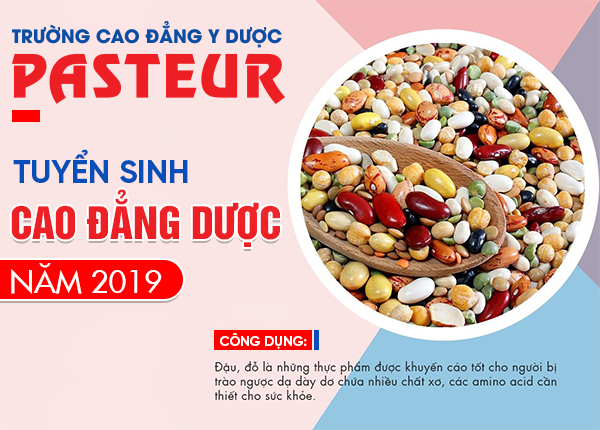 Tuyen Sinh Cao Dang Duoc Pasteur 2019 9 5