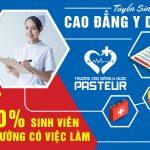 Trường Cao đẳng Y Dược Pasteur đào tạo 5 mã ngành trọng điểm