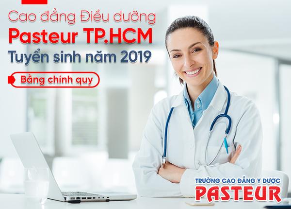 Tuyển sinh Cao đẳng Điều dưỡng TPHCM chỉ cần tốt nghiệp THPT