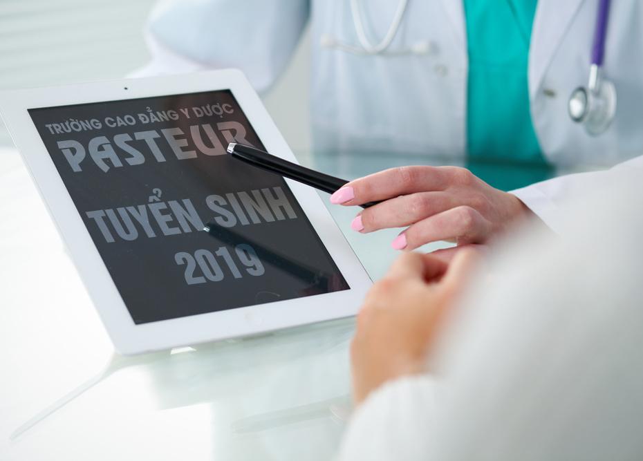 Trường Cao đẳng Y Dược Pasteur tuyển sinh Cao đẳng Điều dưỡng TPHCM