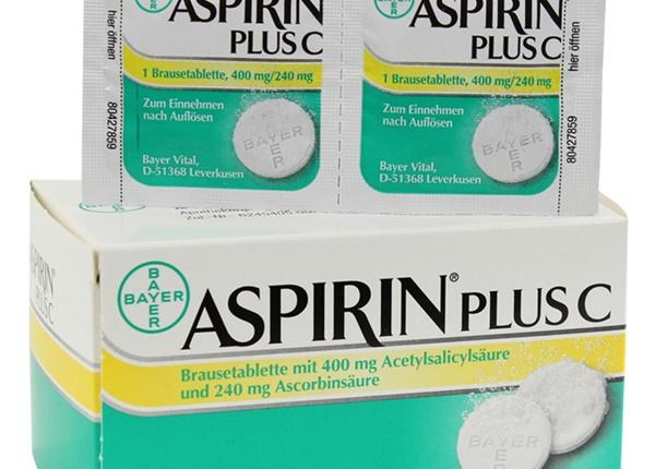 Cách sử dụng thuốc Aspirin