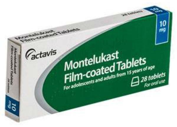 Nên dùng thuốc montelukast như thế nào cho đúng cách?