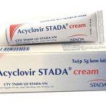 Tác dụng của thuốc Acyclovir như thế nào?